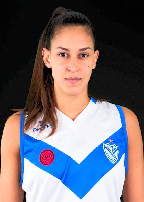 Zulema Garcia Leon - 13 Basketball Management